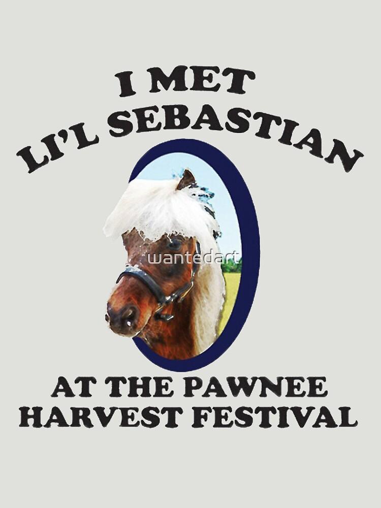TShirtGifter presents: I Met Li'l Sebastian | Unisex T-Shirt