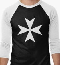 Cross of the Knights Hospitaller T-Shirt