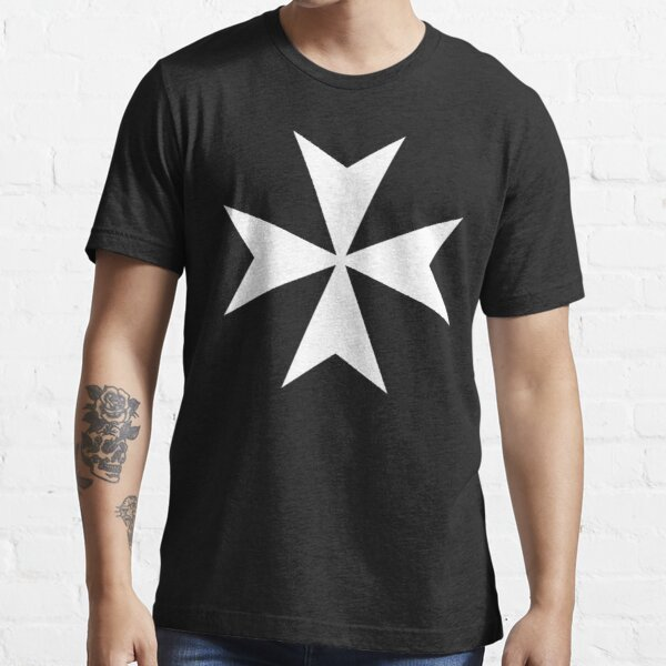 Cross of the Knights Hospitaller Essential T-Shirt