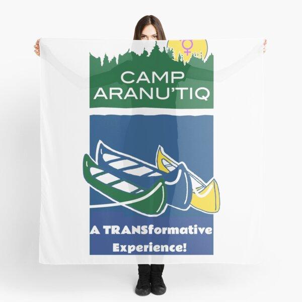 """Aranu'tiq """"Transformative"""" Logo Scarf"""