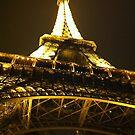 Eiffel Tower, Paris France by heyfrank19