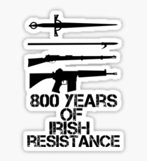 800 Years Sticker
