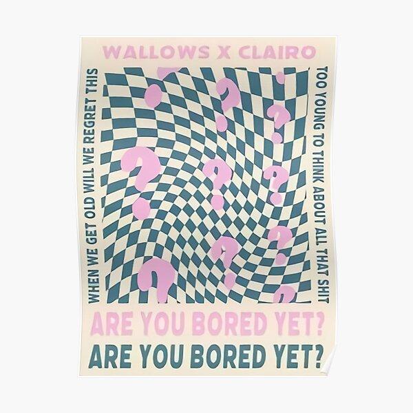 Clairos Feat Walowws Poster