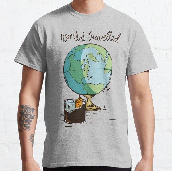 World Travelled  Classic T-Shirt