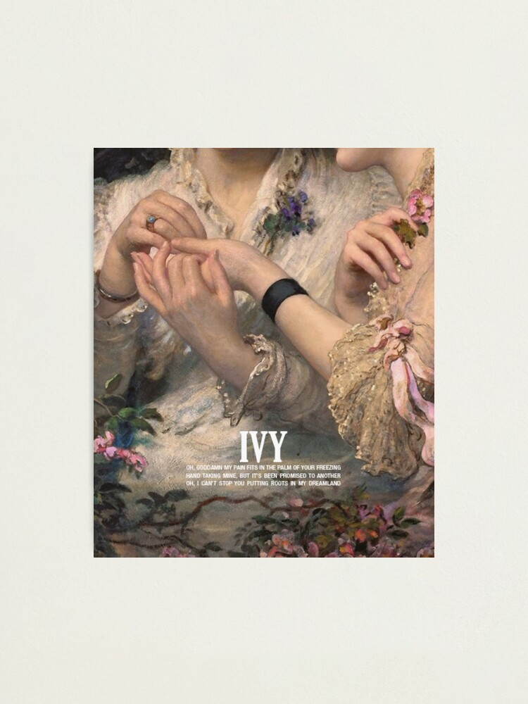 Alternate view of Ivy  Photographic Print