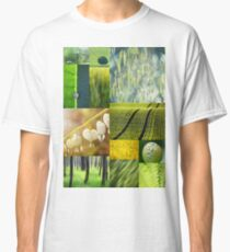 4 Seasons - Spring - 4 Jahreszeiten Frühling Classic T-Shirt