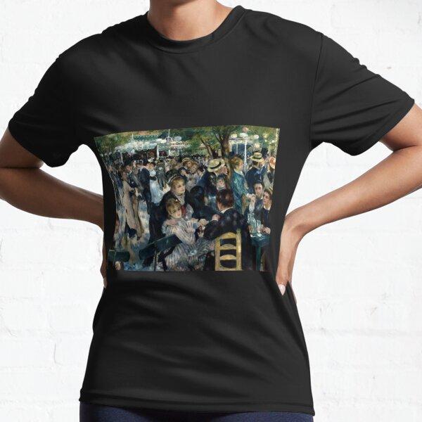 Bal du moulin de la Galette Active T-Shirt