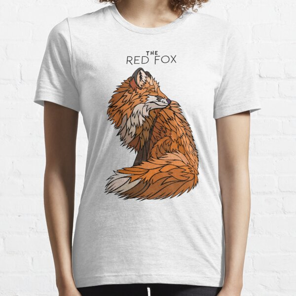 THE RED FOX Essential T-Shirt