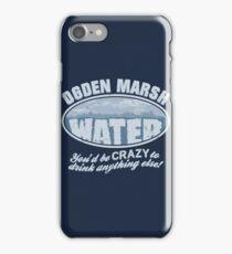 Ogden Marsh Water iPhone Case/Skin