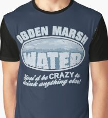 Ogden Marsh Water Graphic T-Shirt