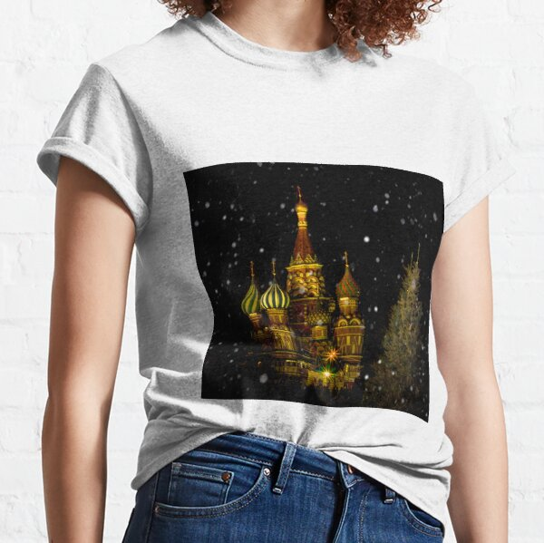 Moscow Night Classic T-Shirt