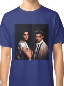 Leonardo DiCaprio and Johnny Depp Classic T-Shirt
