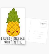 FINEAPPLE Postcards