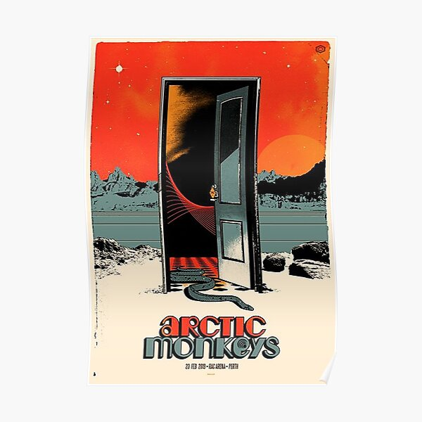 the door to another place Poster