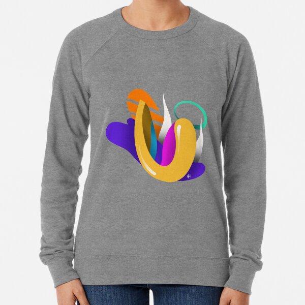 LETTER U Lightweight Sweatshirt