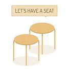 Seat  by Berker Sirman