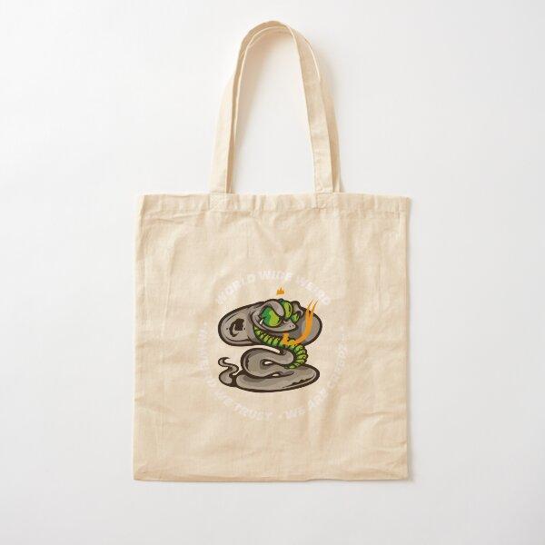 Worldwide Weird Cotton Tote Bag