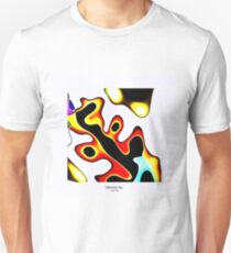MIRRORED SKY - With Border Unisex T-Shirt
