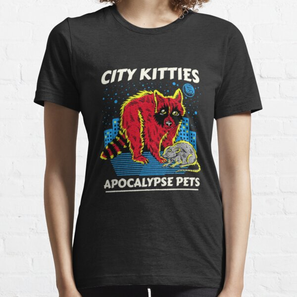 City Kitties and Pets Essential T-Shirt