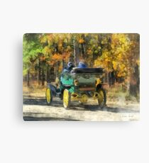 Stanley Steamer Automobile Canvas Print