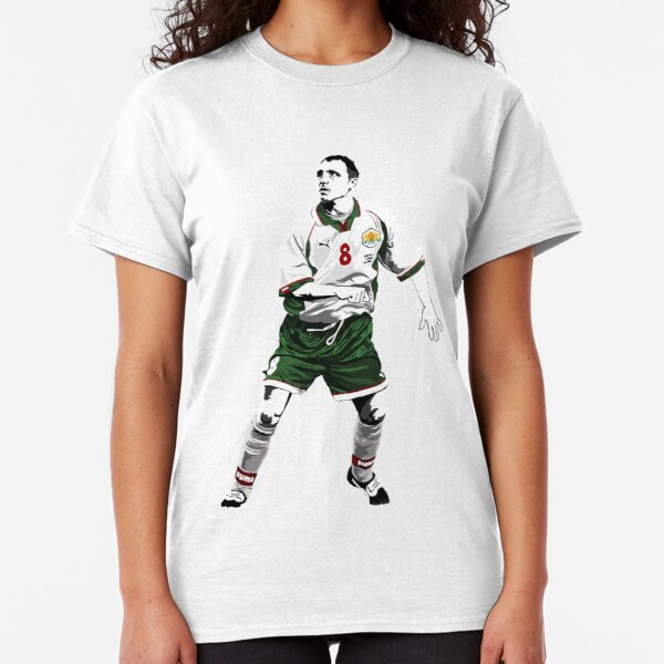 S is for Stoichkov Classic T-Shirt
