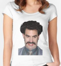 Borat Women's Fitted Scoop T-Shirt