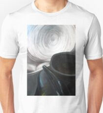 Detail, 100-70cm, oil on paper T-Shirt
