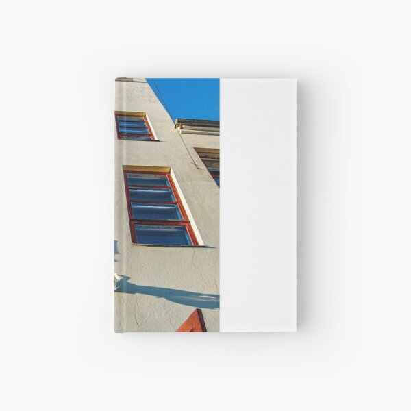 The Tower II Hardcover Journal
