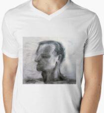 Human figure study nr3, 90-95cm, charcoal T-Shirt