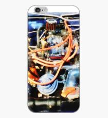 Under The Hood Abstract iPhone Case