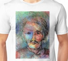 Really you, 50-70cm, wax pastels Unisex T-Shirt