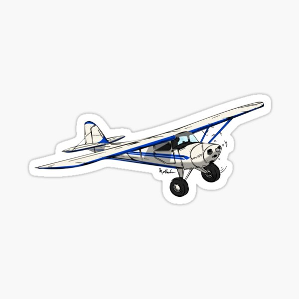 Taylorcraft N3794T Sticker