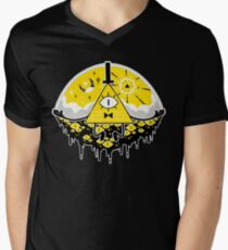 """Bill's Prophecy"" Men's V-Neck T-Shirt"