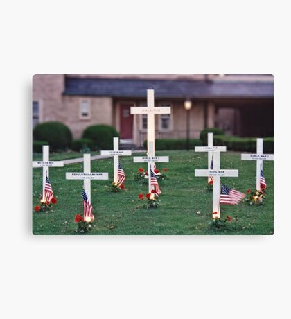In Memoriam Canvas Print