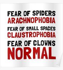 Fear Clowns Poster