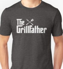 The Grillfather Slim Fit T-Shirt