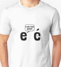 Love Accent Unisex T-Shirt