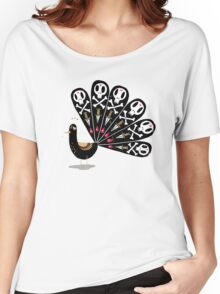 Dark Peacock Women's Relaxed Fit T-Shirt