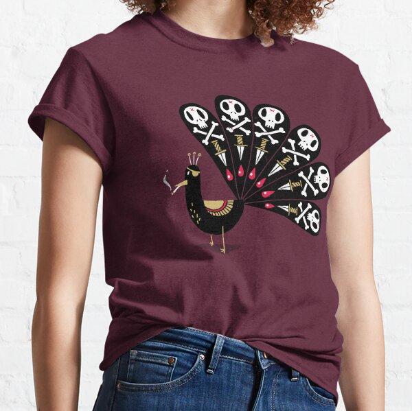 Dark Peacock Classic T-Shirt