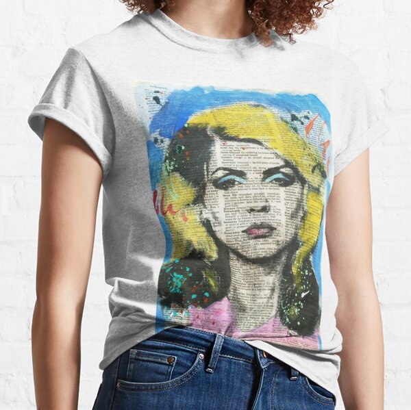 Debbie Harry Classic T-Shirt