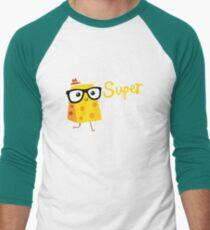 Super Mature Men's Baseball ¾ T-Shirt