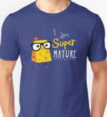 Super Mature Slim Fit T-Shirt