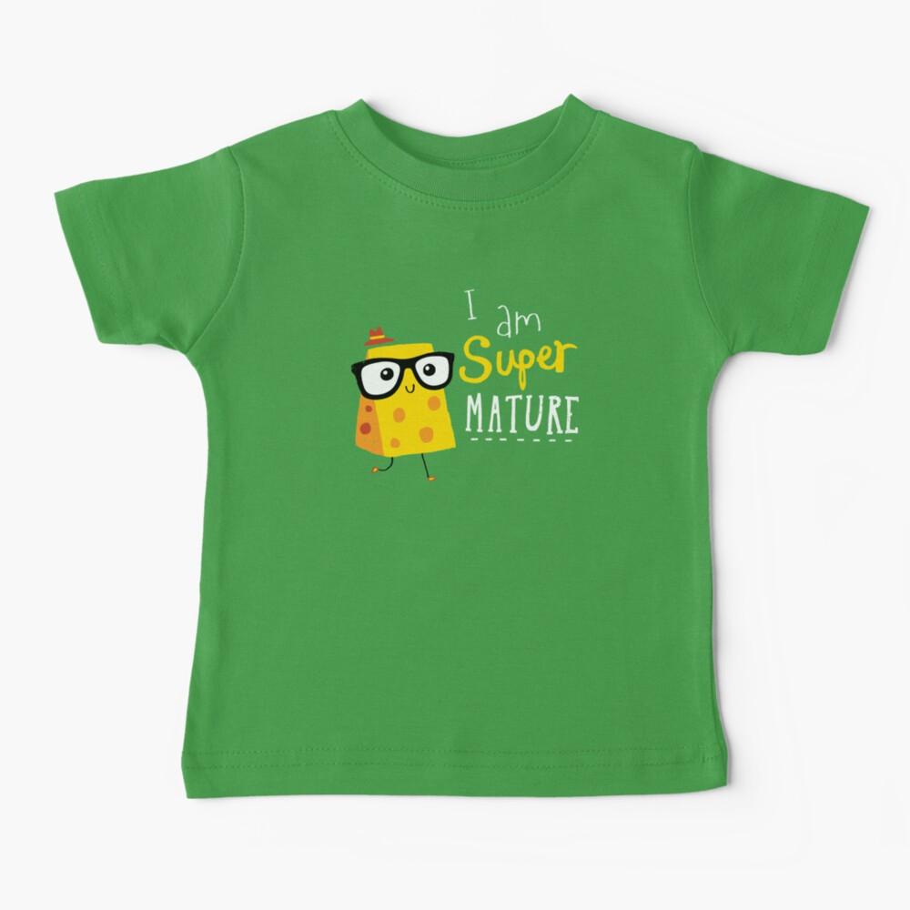 Super Mature Baby T-Shirt