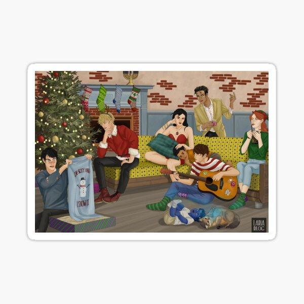 Christmas 2020 Sticker