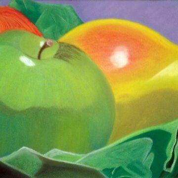 Fruit Still-life by Scarver89