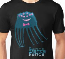Techno Dance Disco Spider Unisex T-Shirt