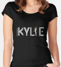 My Name Is.... Women's Fitted Scoop T-Shirt