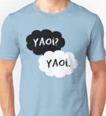 Yaoi? Yaoi. Unisex T-Shirt
