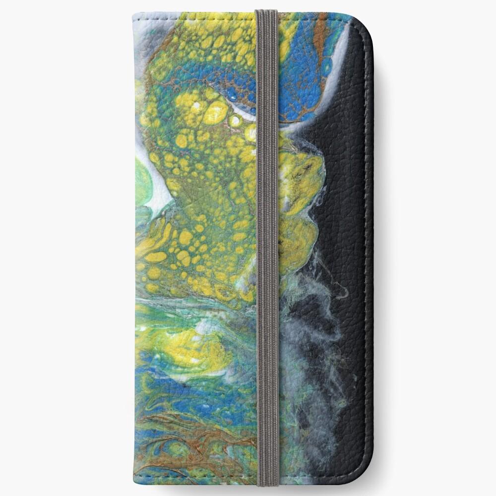 Fairy Fountain iPhone Wallet