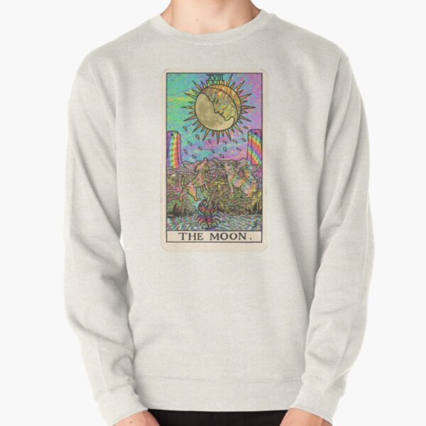 Psychadelic Tarot - Der Mond Pullover